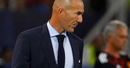 Foot - ESP - Real - Real Madrid : Zinédine Zidane confirme sa prolongation de contrat