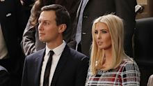 Ivanka Trump and Jared Kushner Attend John McCain's Funeral While President Heads to Golf Course