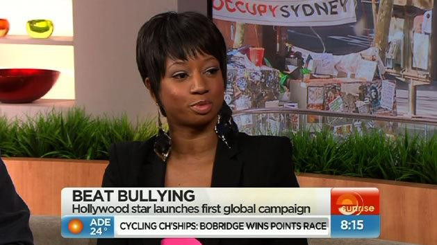 Global campaign against bullying