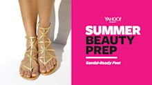 6 Tips to Get Your Feet Sandal-Ready for Summer