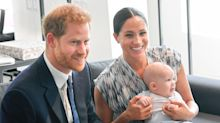 Harry and Meghan have 'shared belief' in 'making the world better for Archie'