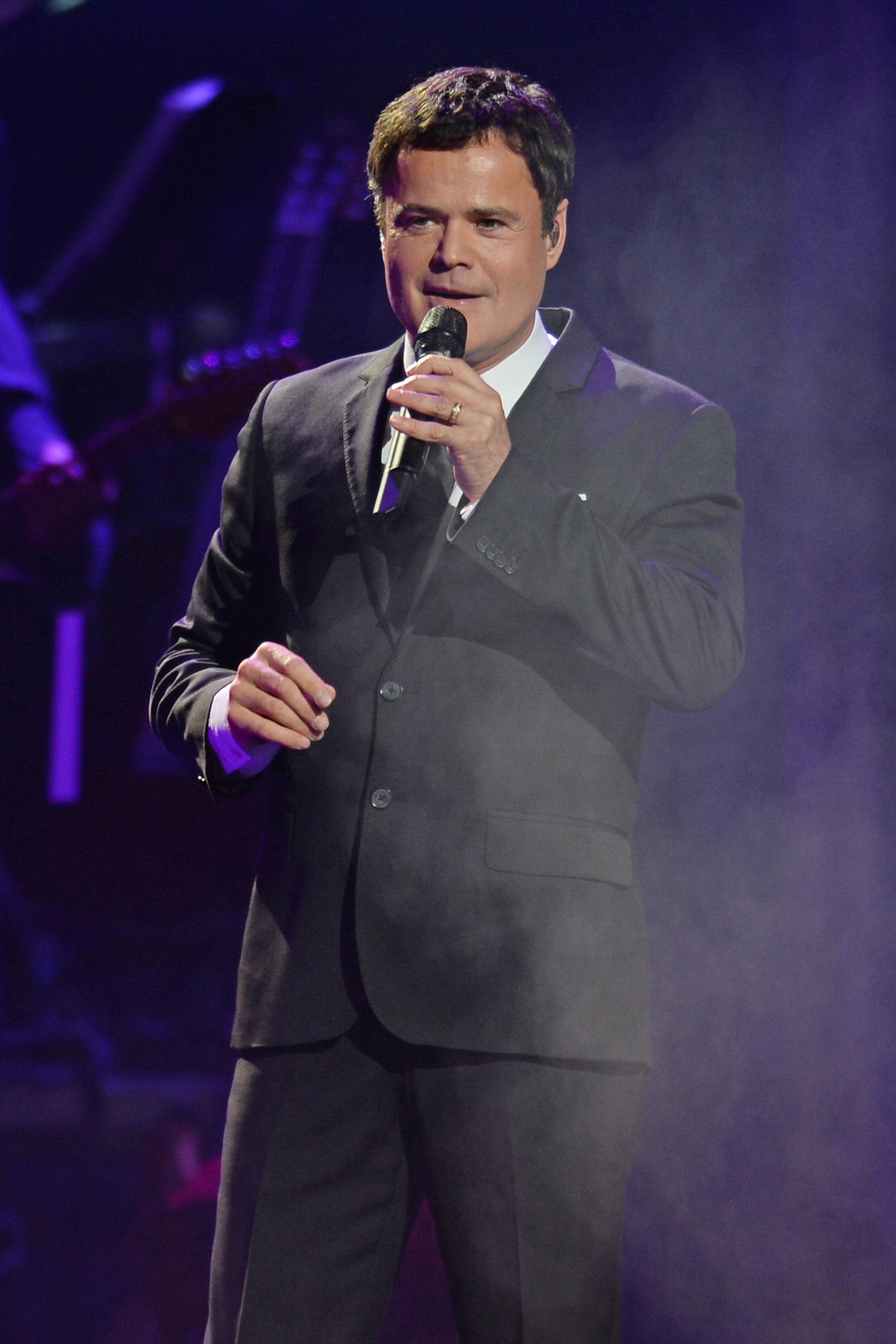 Donny Osmond To Undergo Vocal Cord Surgery