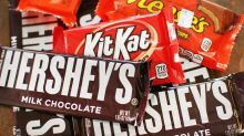 Hershey raises prices on candy bars, Halloween candy is next