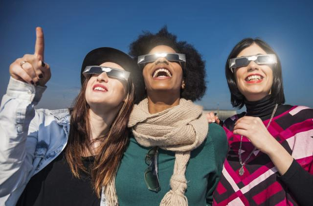 Don't throw away your eclipse glasses