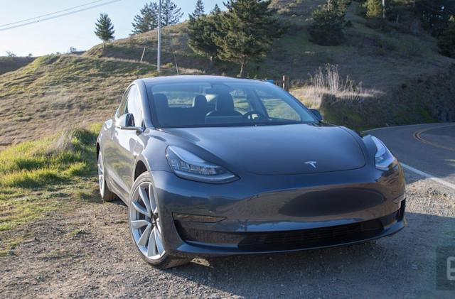 Tesla is using older hardware in Chinese Model 3 cars because of supply issues