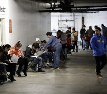 A record 10 million sought US jobless aid in past 2 weeks