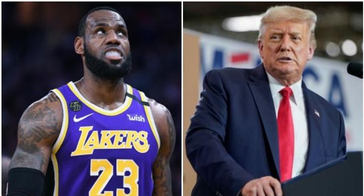 川普拒看NBA 詹皇嗆沒人在乎