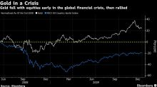 Gold Bugs Finally See Their Predictions of Doom Coming True