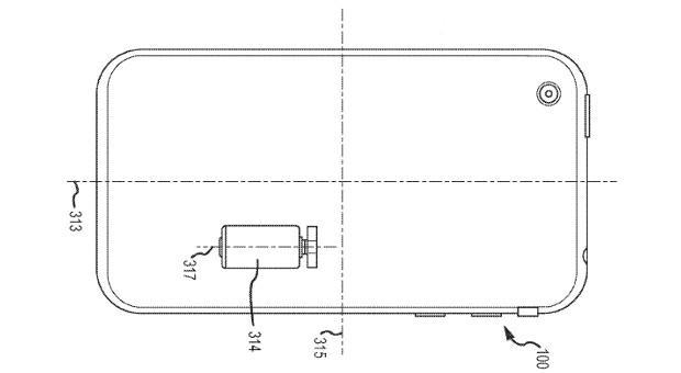 Apple patent application hints at iPhone that changes orientation mid-fall