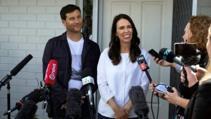 New Zealand's pregnant PM: Political milestones for women
