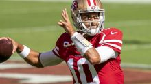 NFL odds Week 7: Opening spread, moneyline for Patriots vs. 49ers game