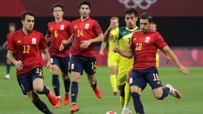 El posible once de España para enfrentarse a Argentina en los Juegos Olímpicos