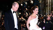 William to mark decade as Bafta president at film awards