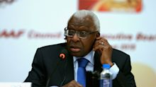 Former athletics chief Diack jailed for corruption