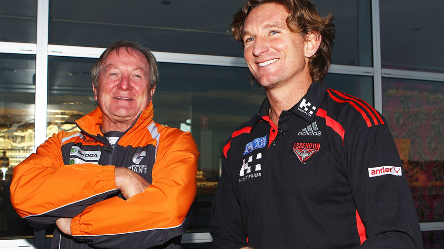 Sheedy re-opens old wounds with controversial Hird comments
