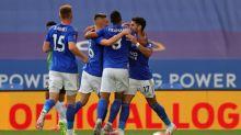 Leicester vence o Sheffield United e sonha com uma vaga na Champions