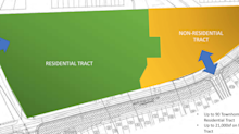 Homebuilder maps 90 townhomes, commercial space for Triangle community