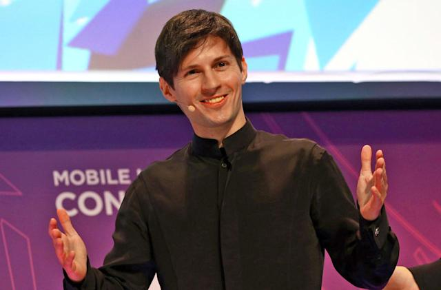 Telegram founder says US government tried to bribe developers