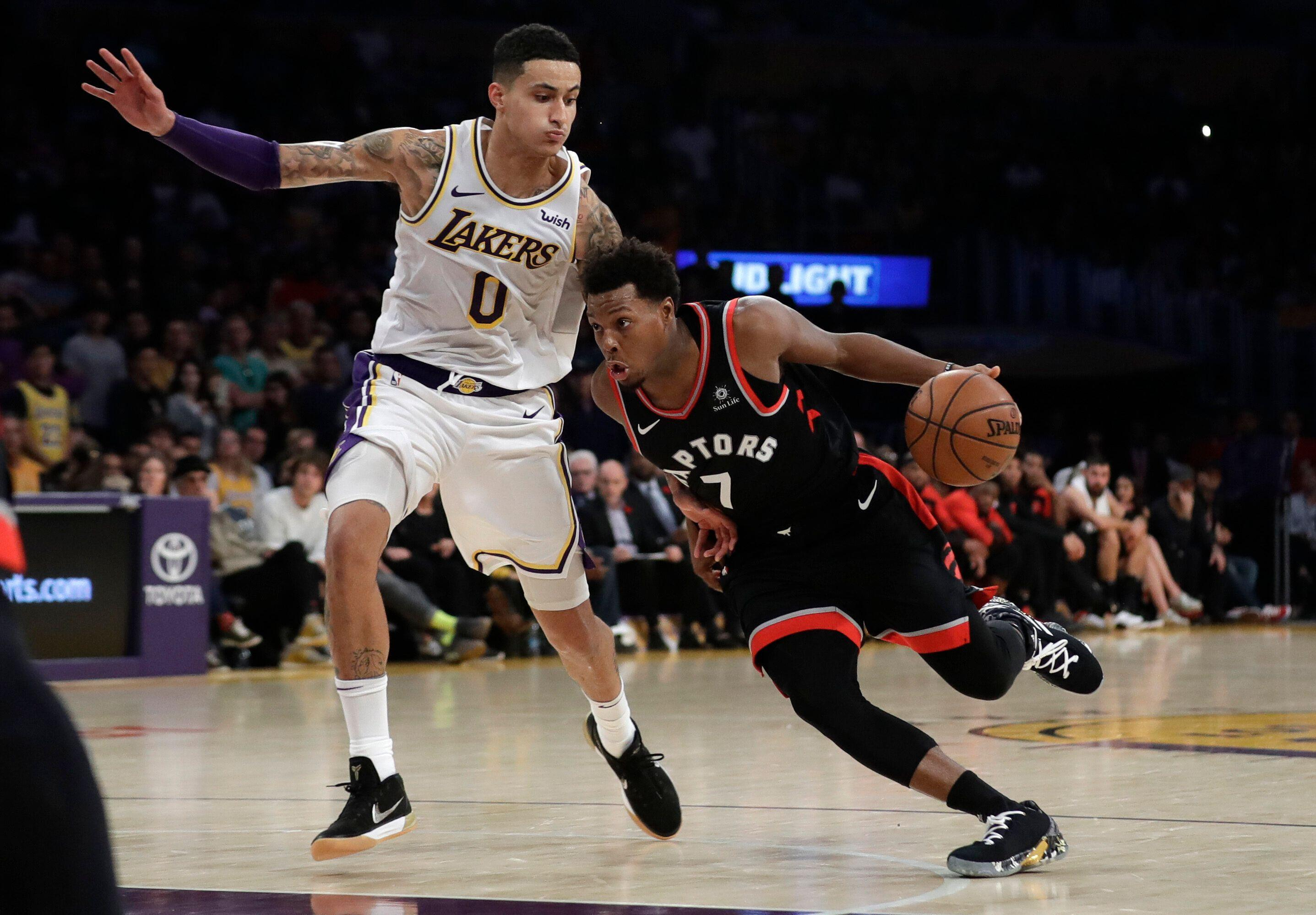 Report: Lakers interested in trading for Kyle Lowry