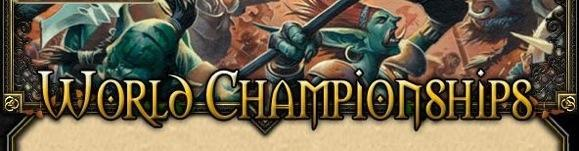 World of Warcraft TCG and Minis World Championships this weekend in Austin, TX