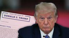 'Lying low-life': Trump explodes over criminal investigation
