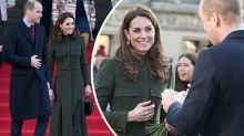 Will and Kate's adorable moment caught on camera