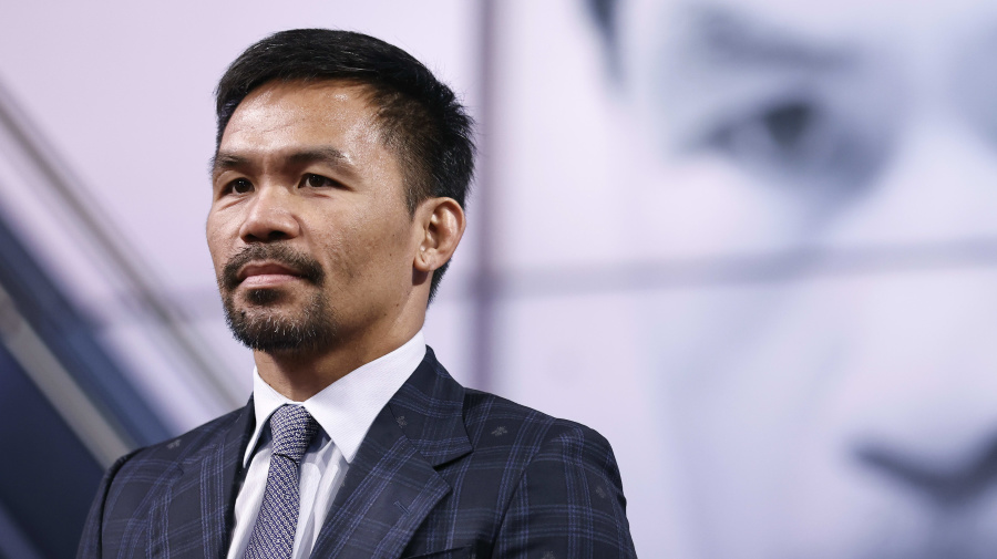 Pacquiao ramps up court battle with promotion