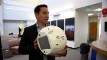 Emotion-sensing robot launches to assist space station astronauts