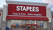 Why Shares of Staples Soared 30.7% in November