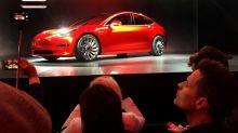 Tesla says Model 3 refunds not outpacing deposits