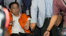 Indonesia parliament speaker taken into custody by anti-graft agency