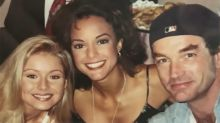 Kelly Ripa 'Devastated' Over Death of Former Co-Star John Callahan — Watch
