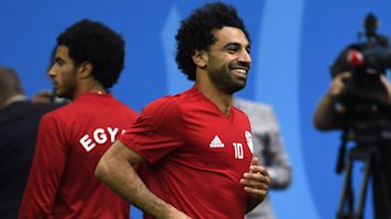 Salah set to be risked for must-win Russia clash