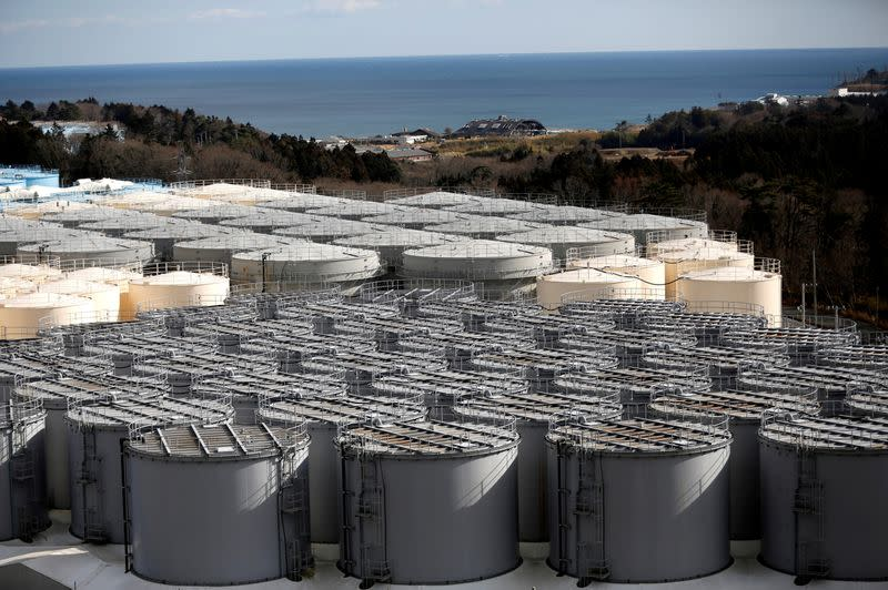 Japan to release treated water from crippled Fukushima plant into sea