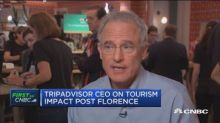TripAdvisor CEO: Hurricane impact on tourism tends to be ...