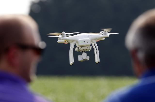 FAA: reports of worrying drone flights surged last year