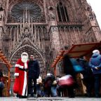 Strasbourg reopens Christmas market after attacker shot dead