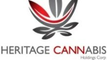 Heritage Cannabis Announces CannaCure has Signed an Agreement with Entourage Phytolab for an Extraction and Finished Product Supply Agreement in Brazil