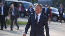 EU reaches out to Balkans, under Trump's shadow