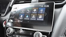 The car dashboard is dead, long live touchscreens! But give us better apps