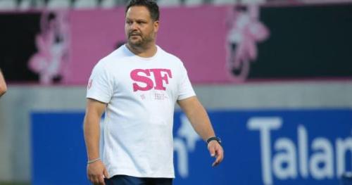 Rugby - Top 14 - SF - Omar Mouneimne, entraîneur de la défense du Stade Français, s'en va