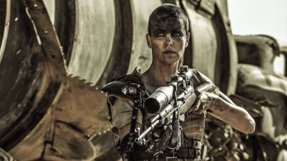 Theron 'heartbroken' at being replaced as Furiosa