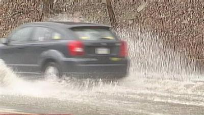 Roads Flooded, Sewers Overflow In Aliquippa