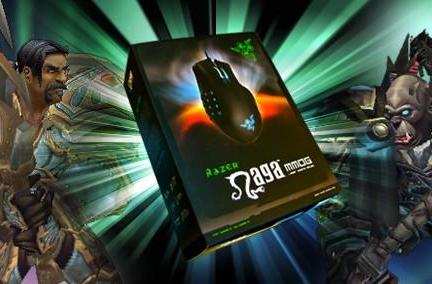 Gearing up for WoW: The Razer Naga [Updated]