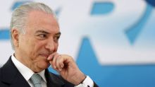 Brazil's Temer to call Trump as country seeks business openings