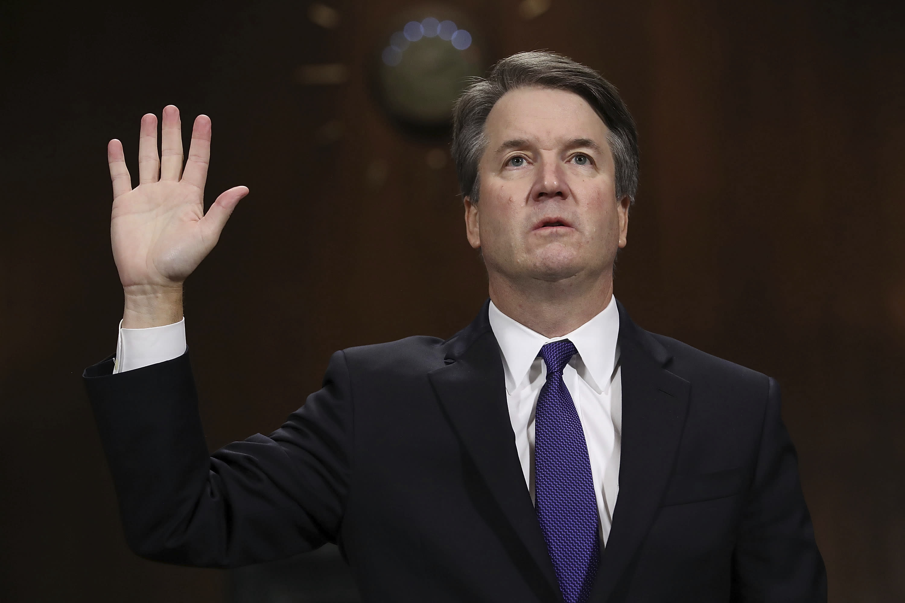 Justice Kavanaugh declines more than $600,000 raised in GoFundMe campaign