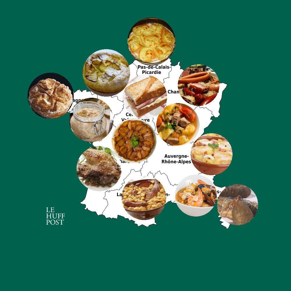 Vous avez lu les 17 sp cialit s culinaires des nouvelles - Cuisine francaise par region ...