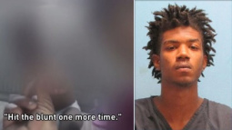 Teenager Charged after Toddler is Captured on Video with Weed in Hand