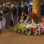 The community of Utrecht come together after Monday's tram terror attack