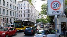 Begegnungszone: Pläne für Begegnungszone Bergmannstraße vor dem Abschluss